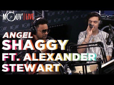 Shaggy feat. Alexander Stewart - Angel @ Mouv' Studios [6/24/2019]