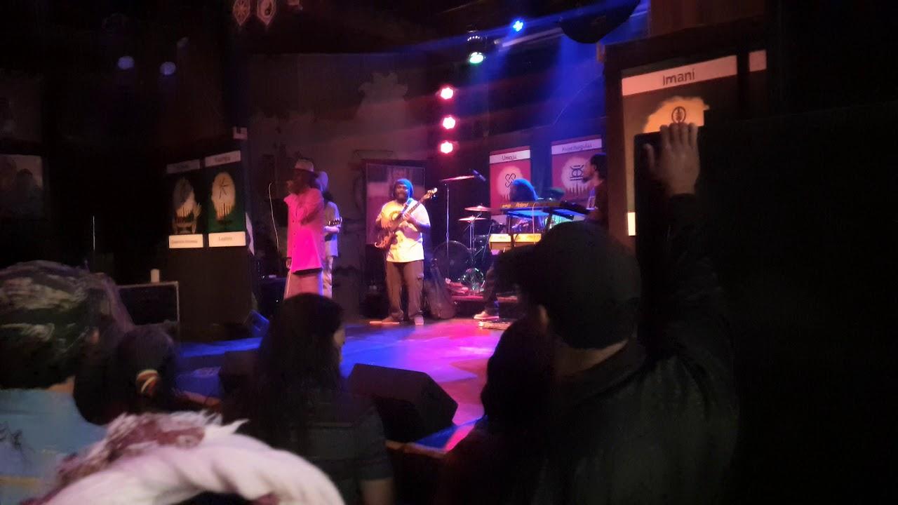 Akae Beka - Roll Call in San Diego, CA @ Worldbeat Center [9/17/2019]