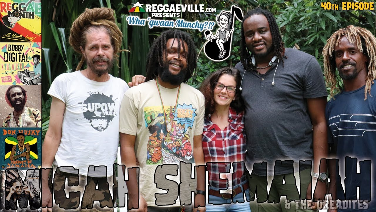 Micah Shemaiah & The Dreadites @ Wha' Gwaan Munchy?!? #40 (February 2018) [2/12/2018]