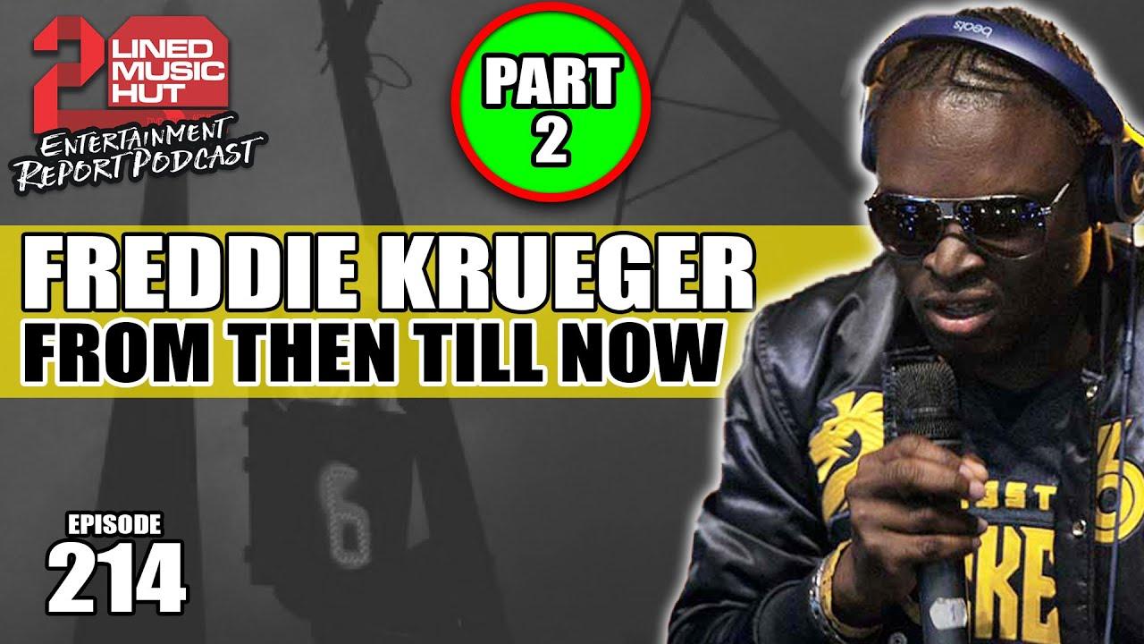 Freddie Krueger Interview @ Entertainment Report Podcast (#2) [8/20/2021]
