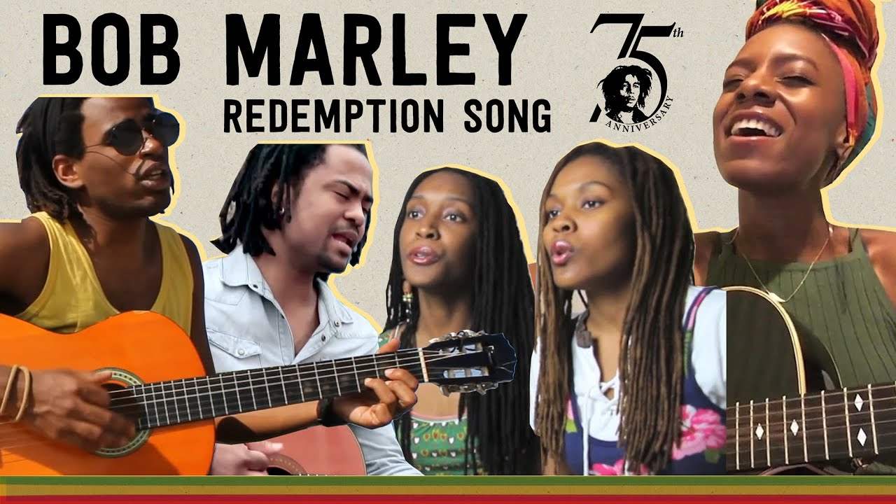Bob Marley - Redemption Song performed by fans around the world! [4/1/2020]
