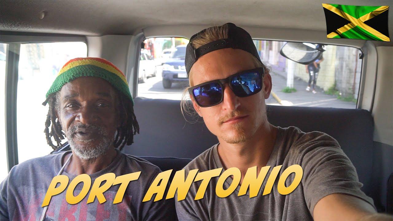 Backpacking Simon - Short Trip to Port Antonio [9/20/2020]
