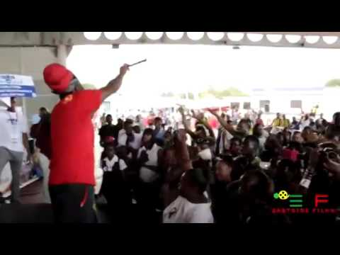 Capleton & Munga Honourable @ Talk Up Youth 2015 in Kingston, Jamaica [9/9/2015]