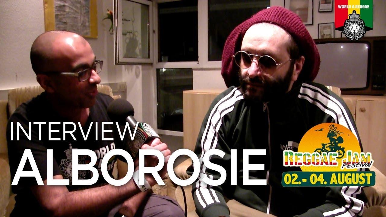 Alborosie Interview @ Reggae Jam 2019 [8/3/2019]