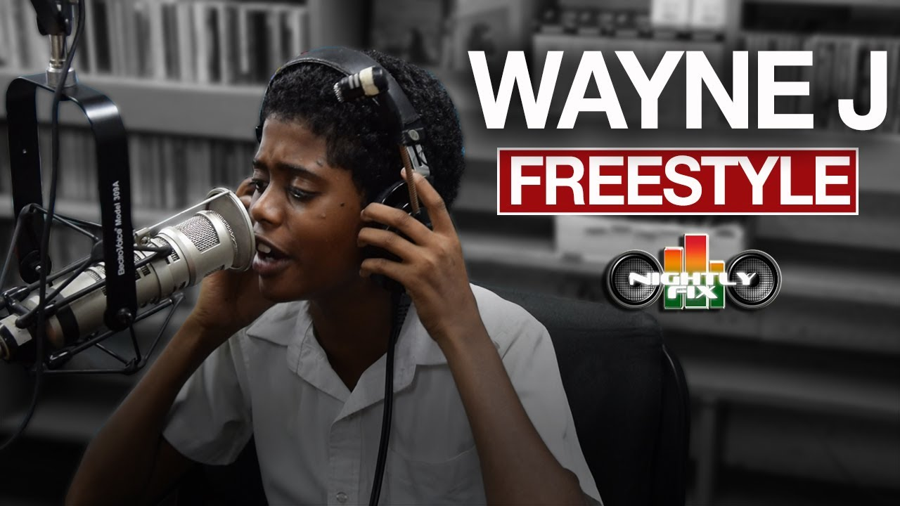 Wayne J - Freestyle @ NightlyFix [6/26/2017]