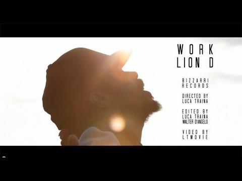 Lion D - Work [5/16/2013]