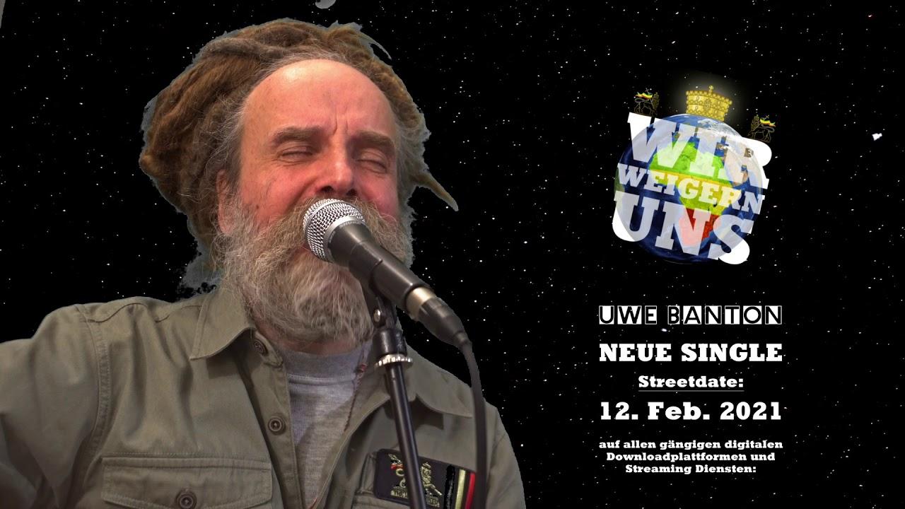 Uwe Banton - Acoustic Set for Reggae in Berlin [2/19/2021]