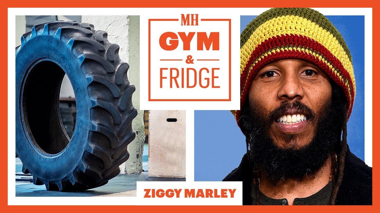 Ziggy Marley Interview @ Men's Health [9/17/2020]