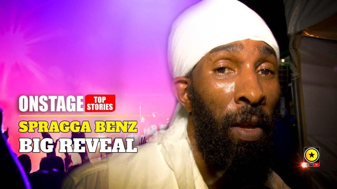 Spragga Benz Interview @ OnStage TV [2/6/2020]