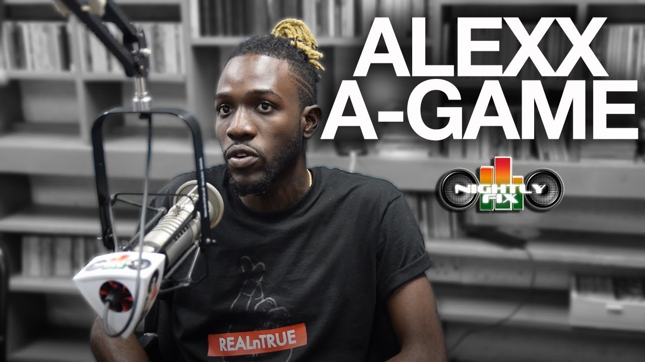 Interview with Alexx A-Game @ Nightly Fix [12/1/2017]