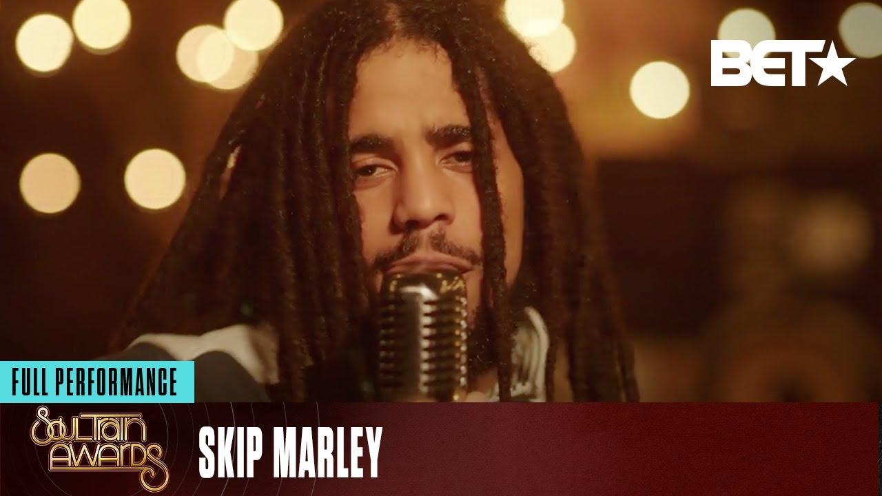 Skip Marley - Slow Down & Make Me Feel @ Soul Train Awards 2020 [11/29/2020]