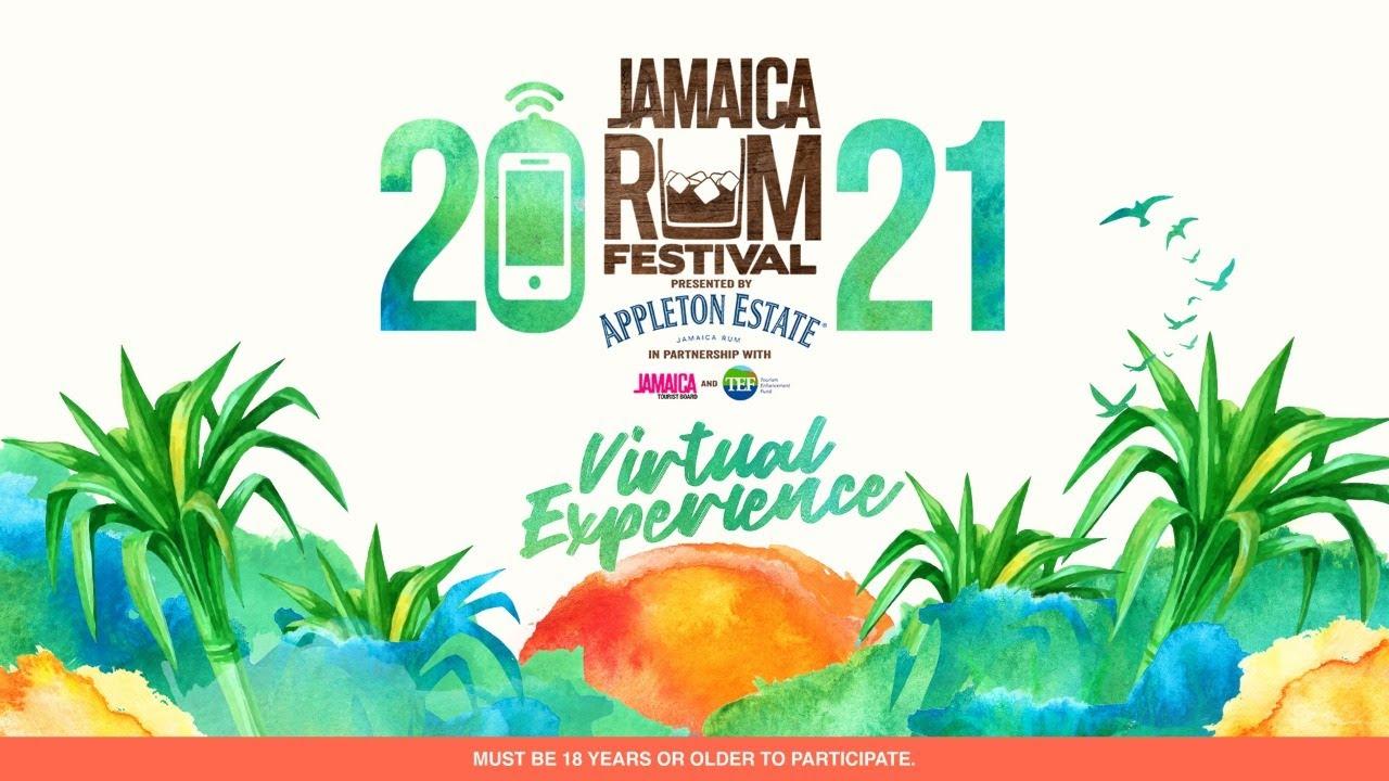 Jamaica Rum Festival - Virtual Experience 2021 (Livestream) [3/27/2021]