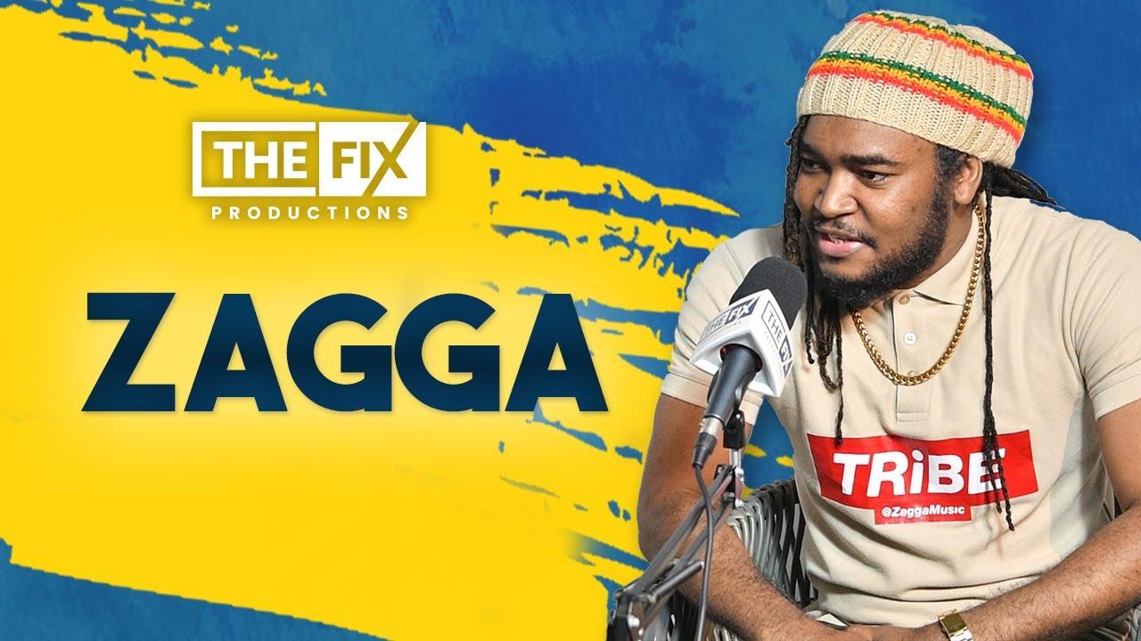 Zagga Interview @ The Fix [2/25/2020]