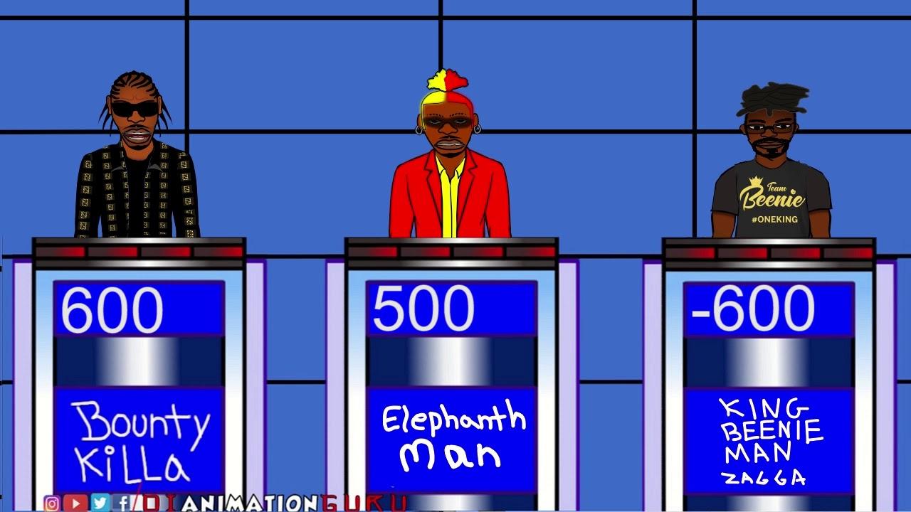 Dancehall Jeopardy feat. Beenie Man, Bounty Killer & Elephant Man [6/5/2020]