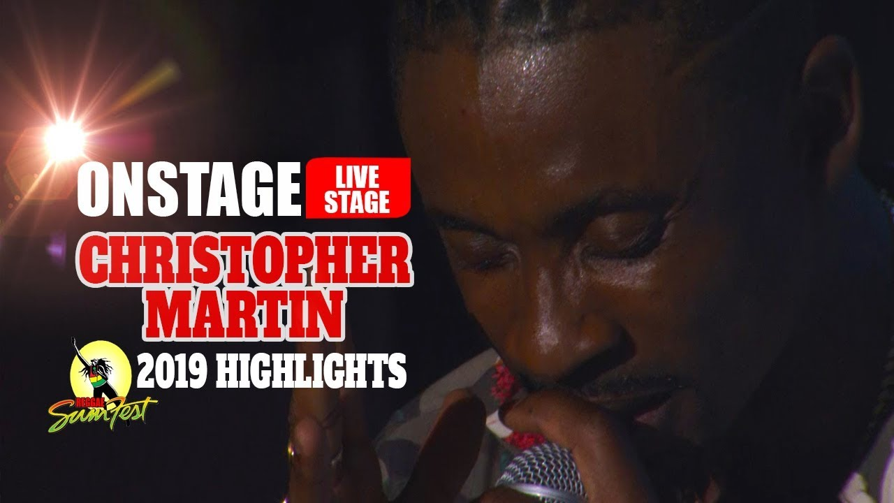 Christopher Martin @ Sumfest 2019 (OnStage TV Highlights) [7/20/2019]