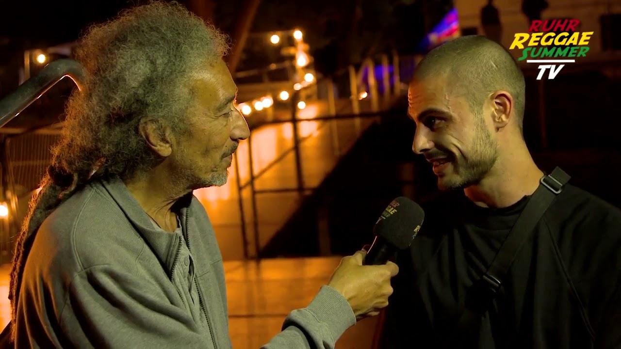 Miwata Interview @ Ruhr Reggae Summer 2019 [7/20/2019]