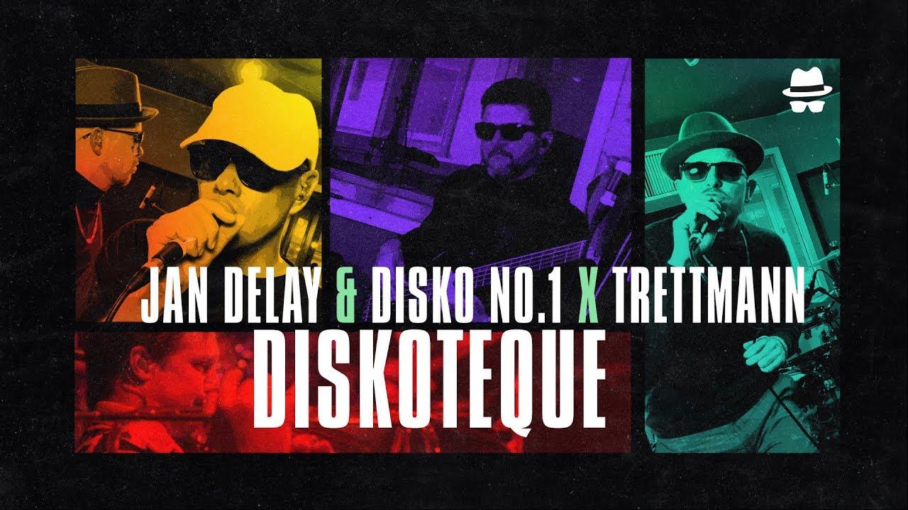 Jan Delay & Trettmann - Diskotheque [3/19/2020]
