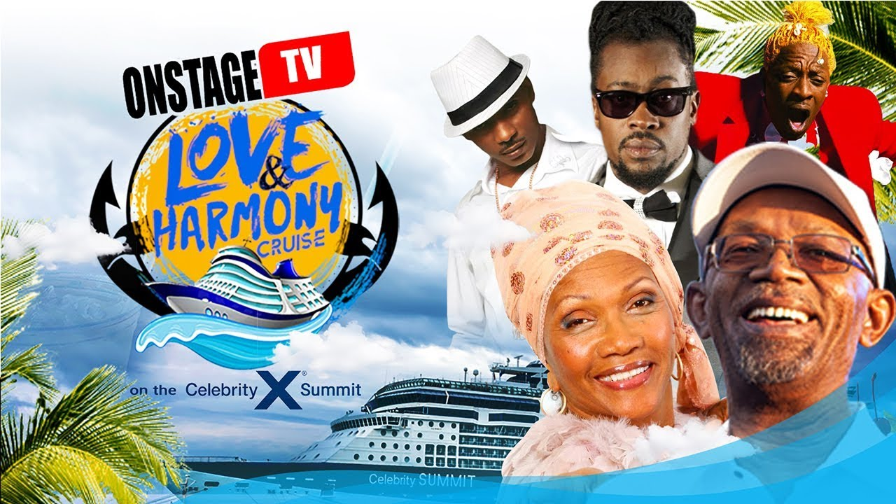 Love & Harmony Cruise 2018 (Onstage TV) [3/31/2018]