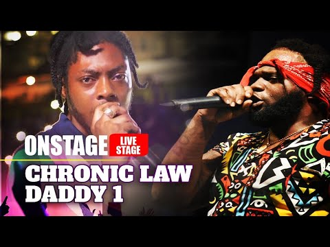 Daddy One & Chronic Law @ Christmas Reggae Extravaganza 2019 (Onstage TV) [12/27/2019]