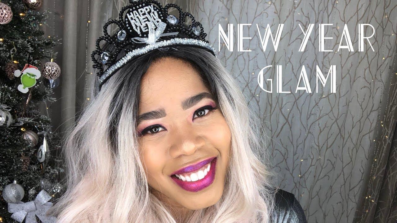 K'reema - New Year Makeup Glam [12/28/2018]