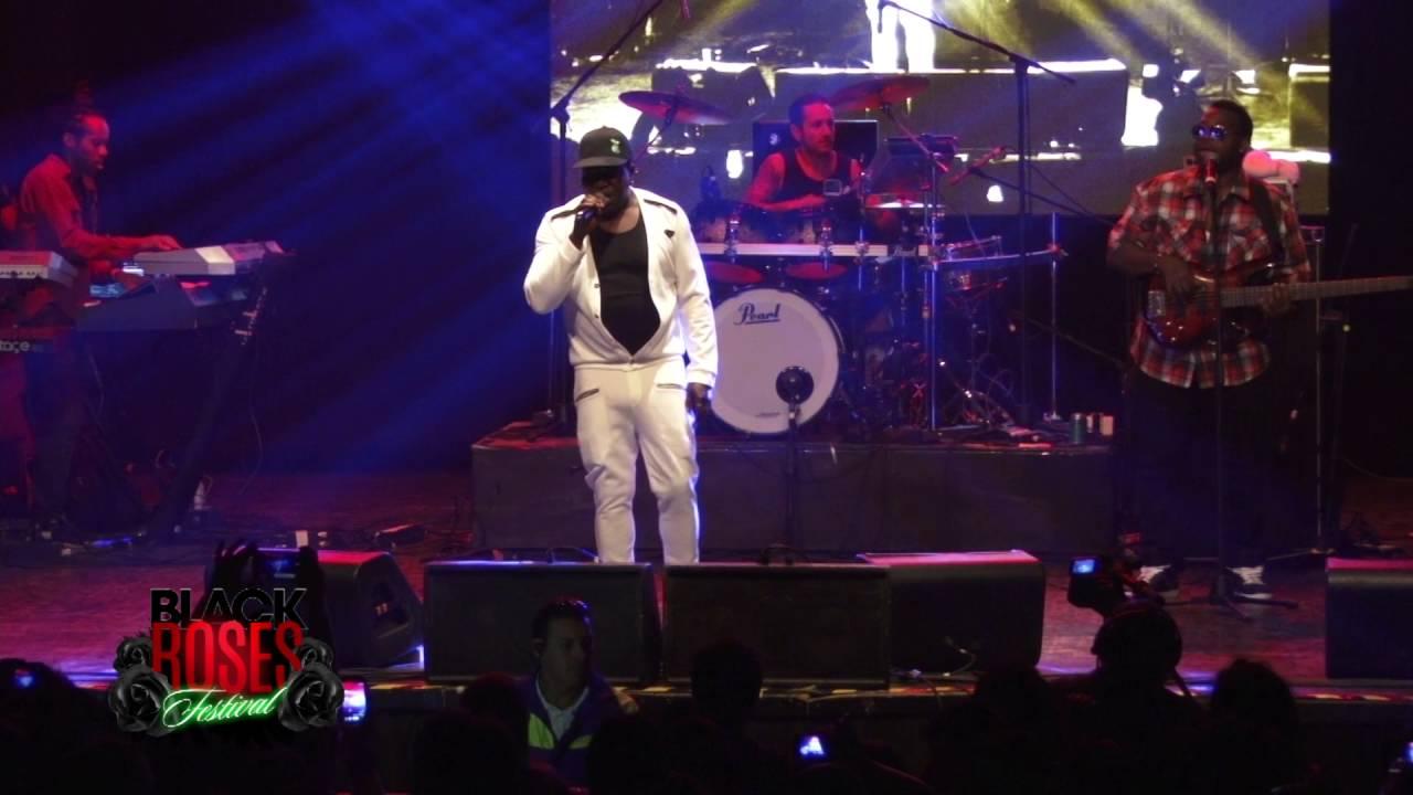 Barrington Levy - Too Experienced @ Black Roses Festival 2016 [10/1/2016]