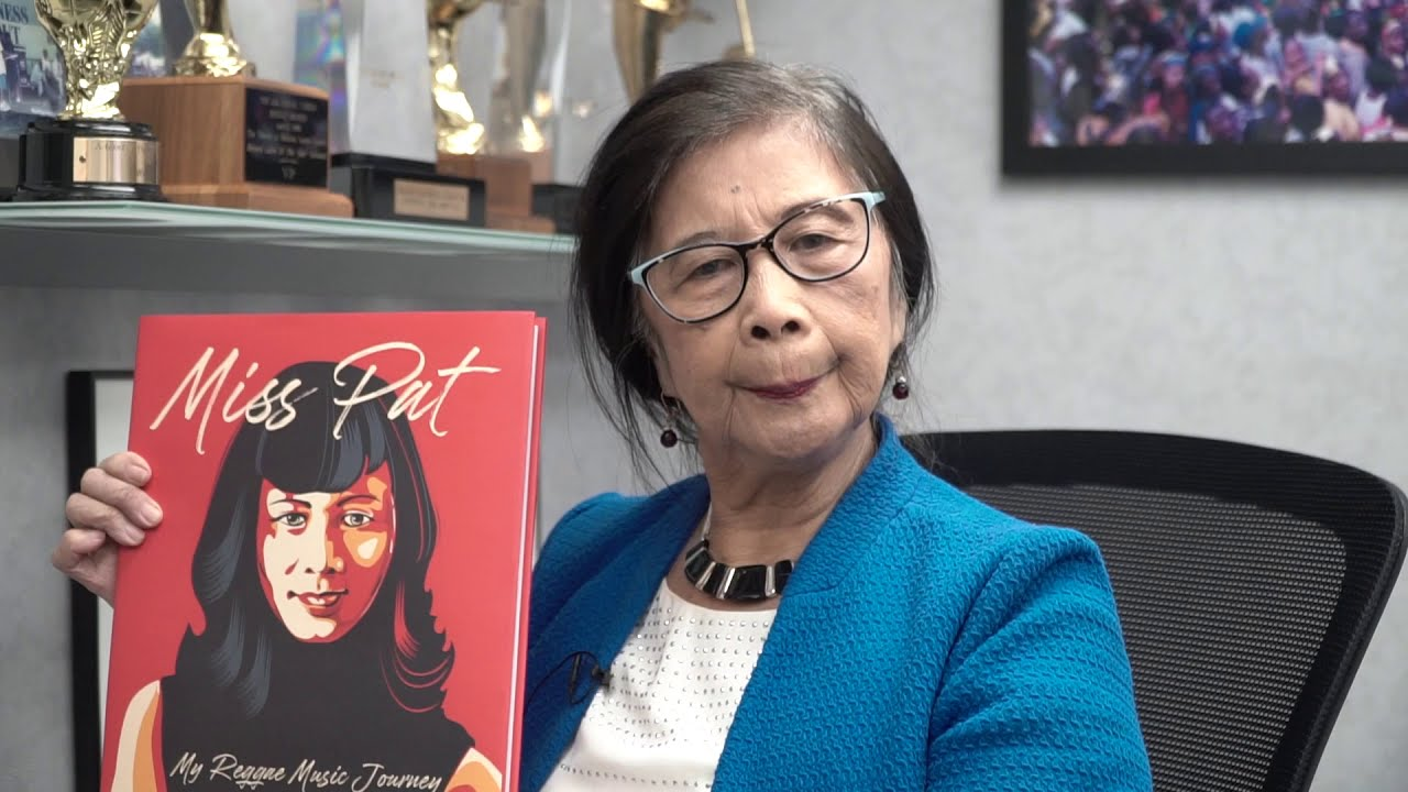 Miss Pat Chin Announces Book Release [2/24/2021]