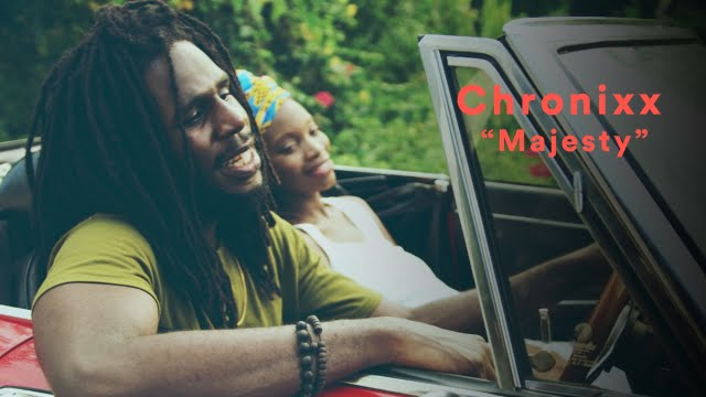 Chronixx - Majesty [12/12/2016]