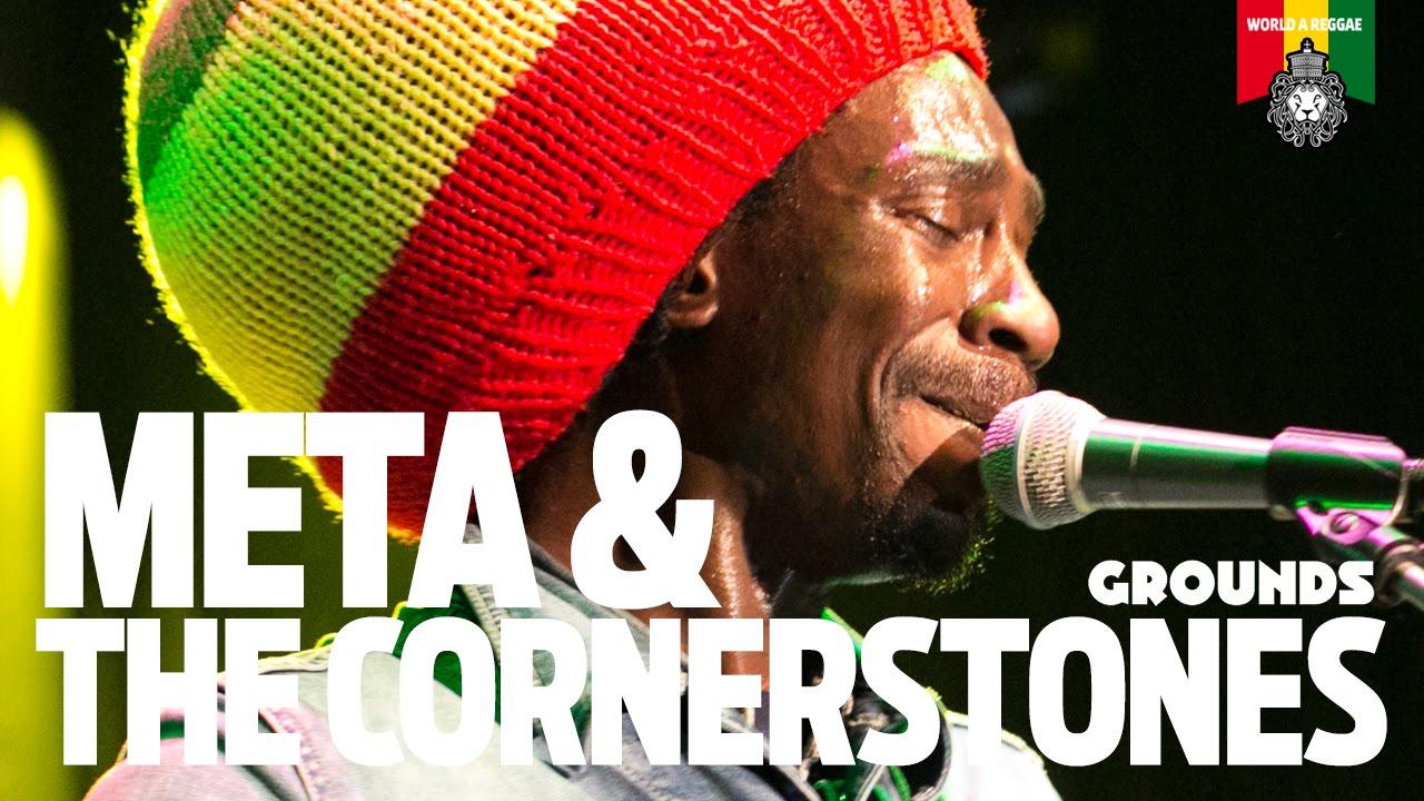 Meta & The Cornerstones in Rotterdam, Netherlands [10/17/2015]