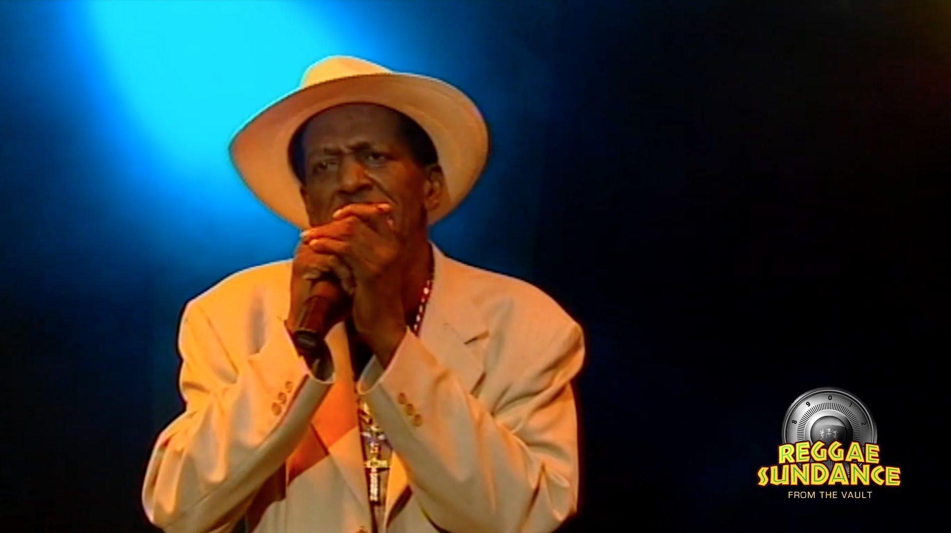 Gregory Isaacs @ Reggae Sundance 2007 [8/12/2007]