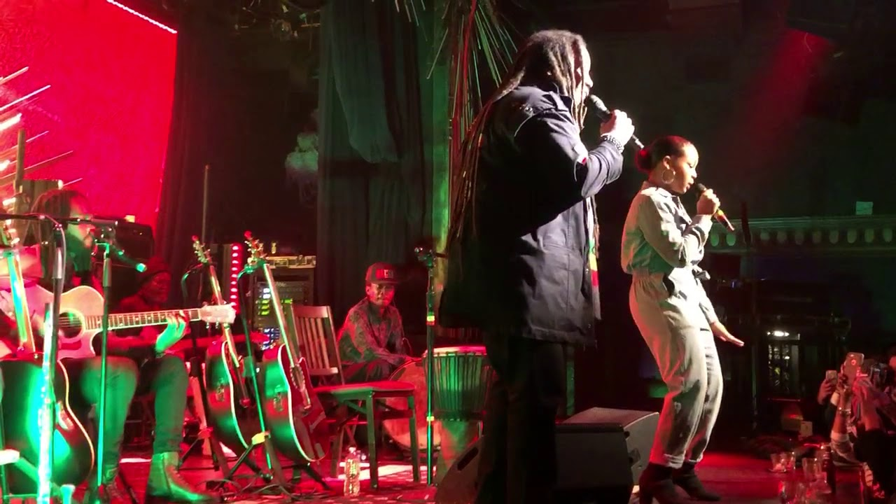 Stephen Marley - Jungle Fever/Could You Be Loved in New York, NY @ Sony Hall [11/15/2018]
