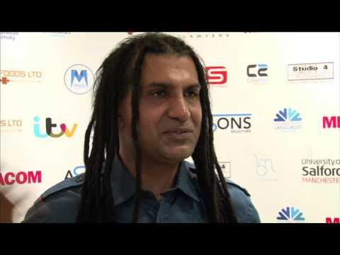 Apache Indian @ Asian Media Awards 2014 [11/4/2014]