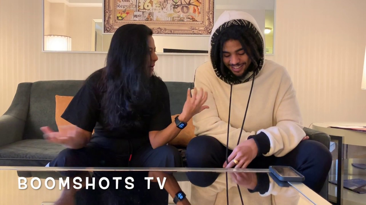 Skip Marley Interview @ Boomshots TV [11/20/2019]