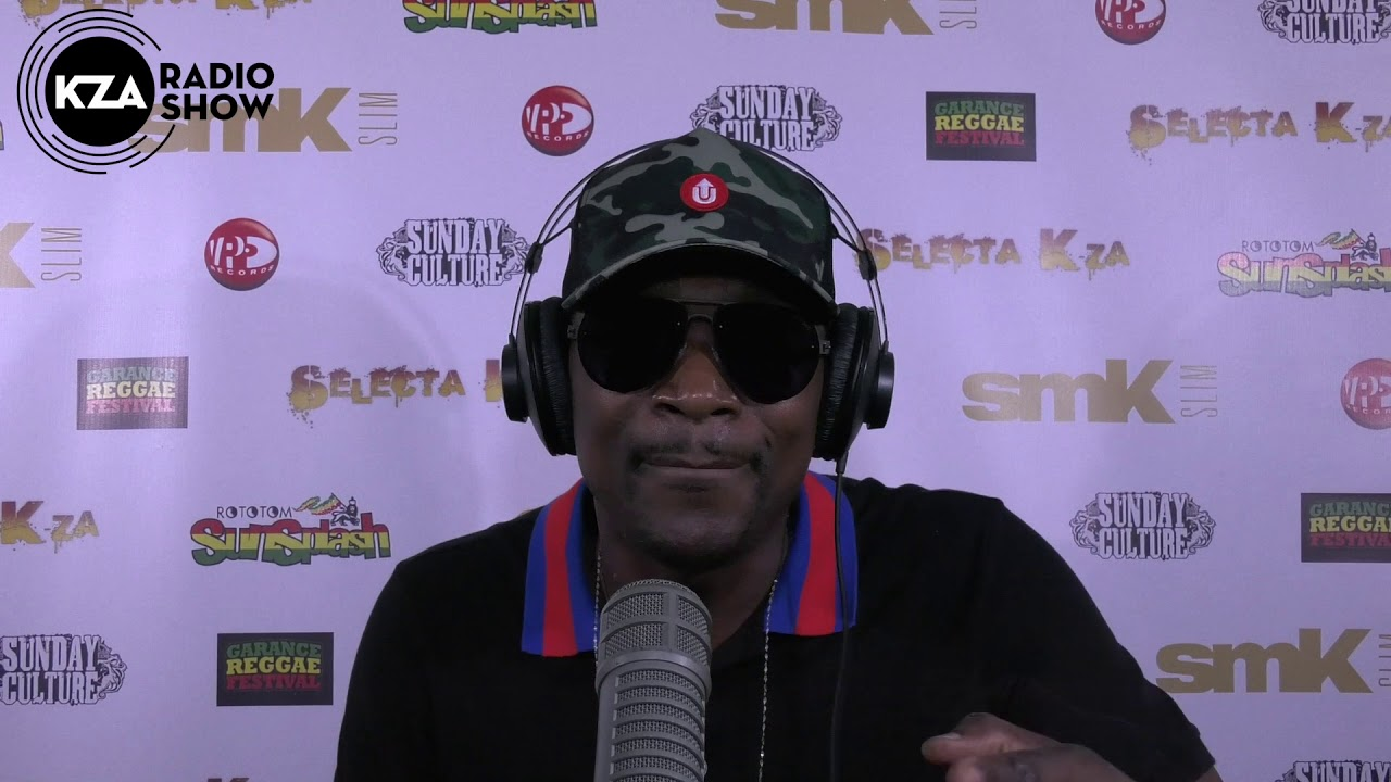 Busy Signal - Come Over (Missing You) @ Selecta Kza Radio Show [9/18/2019]