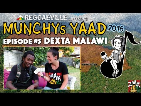 Interview with Dexta Malawi @ Munchy's Yaad 2016 - Episode #5 [5/11/2016]