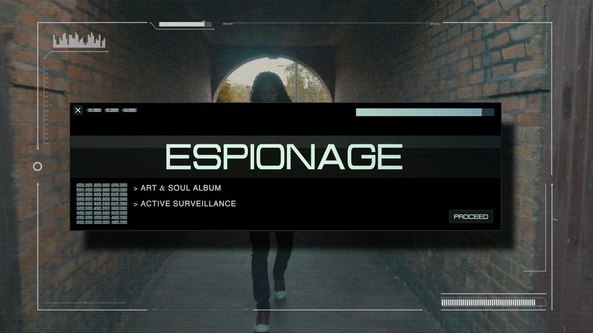 Clay - Espionage [9/3/2016]