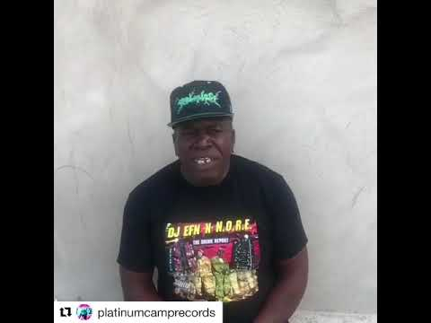 Barrington Levy's message to his fans after getting shot [5/30/2018]