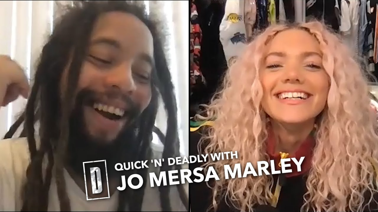 Quick 'n' DEADLY With Jo Mersa Marley [6/30/2021]