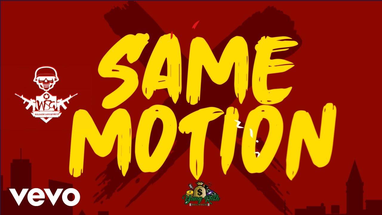 Jahvillani - Same Motion (Lyric Video) [3/13/2020]