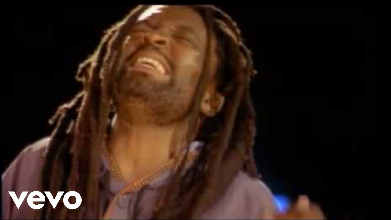 Lucky Dube - I Want To Know What Love Is [6/1/1997]