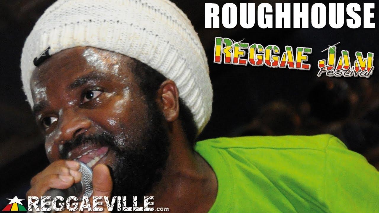 Roughhouse @ Reggae Jam [8/2/2013]