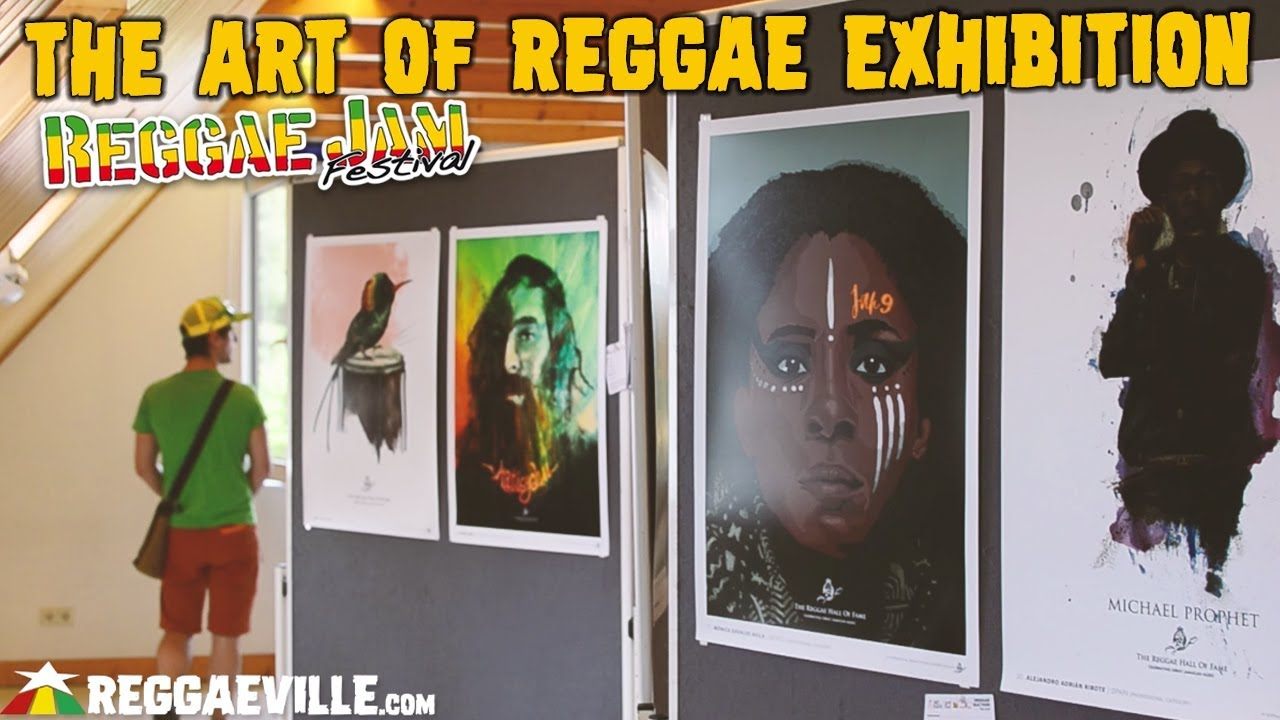 The Art of Reggae Exhibition @ Reggae Jam 2018 [8/4/2018]