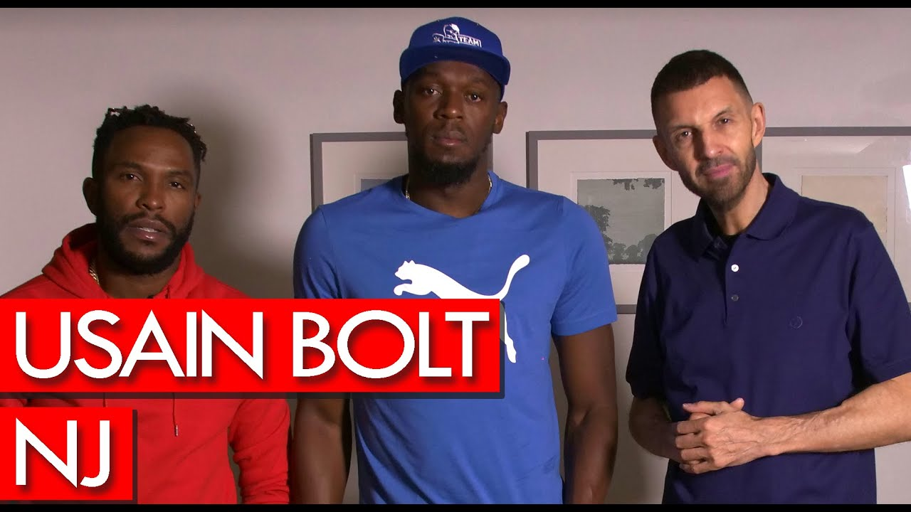 Usain Bolt & NJ on Country Yutes Interview @ Tim Westwood TV [10/8/2021]