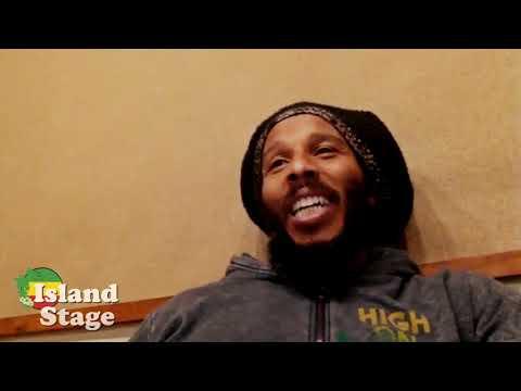 Ziggy Marley Interview @ Island Stage [9/18/2020]