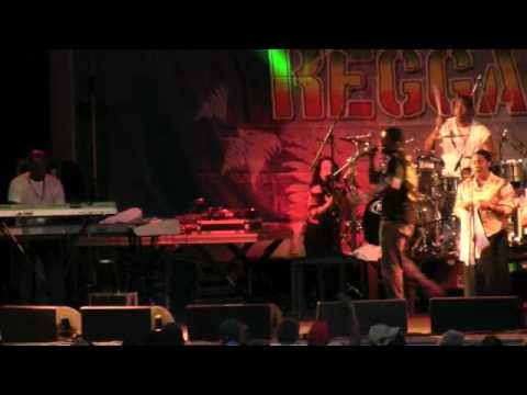 Papa San @ Reggae Jam [8/1/2009]