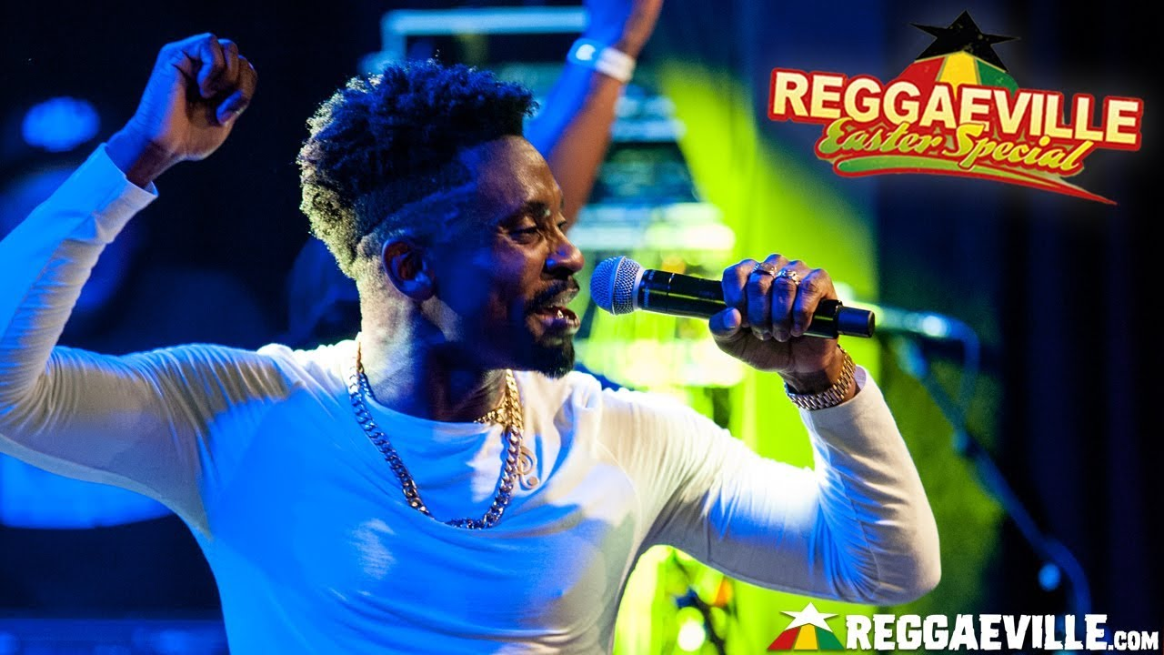 Christopher Martin in Berlin, Germany @ Reggaeville Easter Special 2019 [4/22/2019]