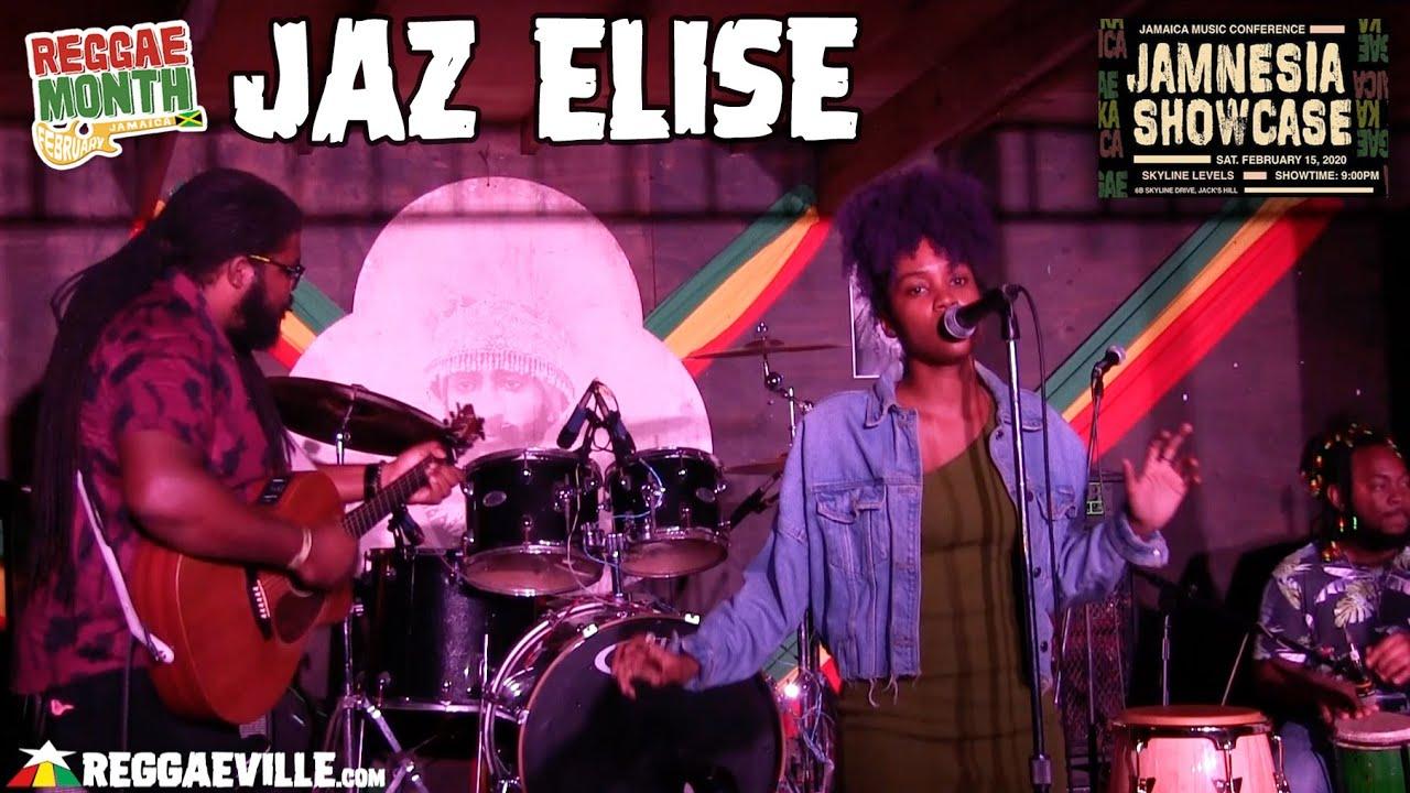 Jaz Elise in Jamaica @ Jamnesia Showcase 2020 [2/15/2020]