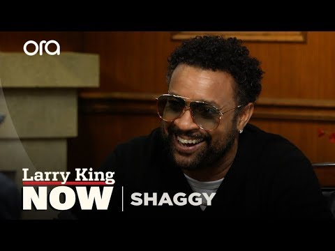 Shaggy about Sting, history of reggae and more (Larry King Now) [11/5/2019]