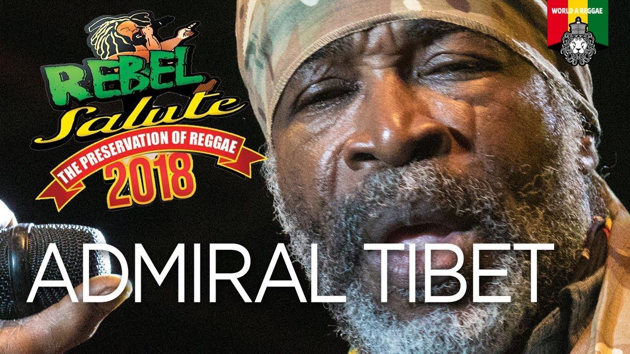 Admiral Tibet @ Rebel Salute 2018 [1/13/2018]