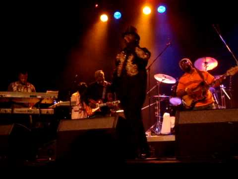 Sugar Minott - Rotterdam, Netherlands @ WATT [12/3/2009]