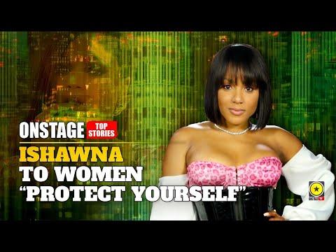 Ishawna Interview @ OnStage TV [3/27/2021]
